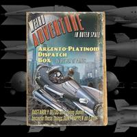music album argento-platinoid dispatch box limited edition